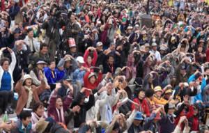 福島に思いをよせて1万人が集う『なくせ原発10.30大集会inふくしま』02