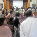 第8回学術運動交流集会:20演題報告と13のポスターセッション