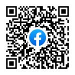 茨城民医連医学生室FacebookページのQRコード